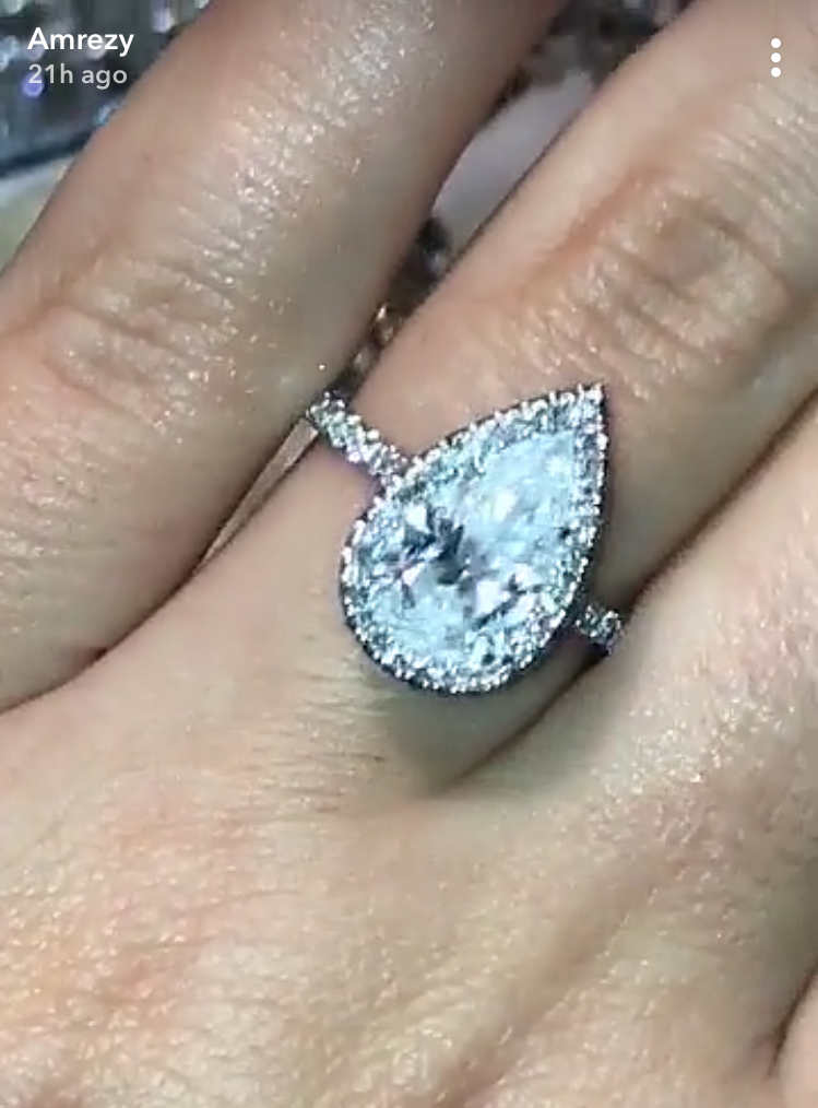Everything You Wanted To Know About Amrezy S Engagement